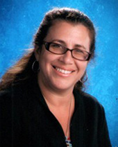 Staff Photo of Ms. Steinberg